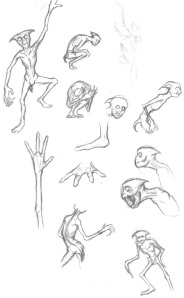 creaturesketches