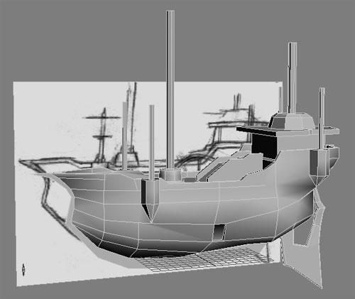 airshipmodel