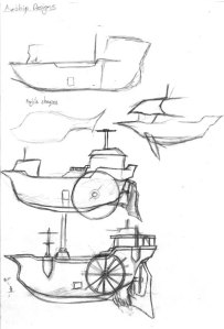 shipsketches